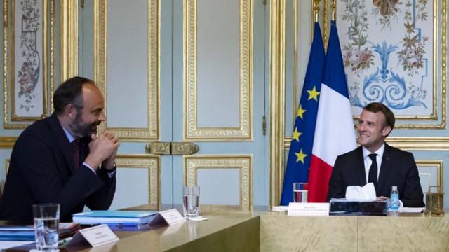 Френският премиер Едуар Филип подаде оставка