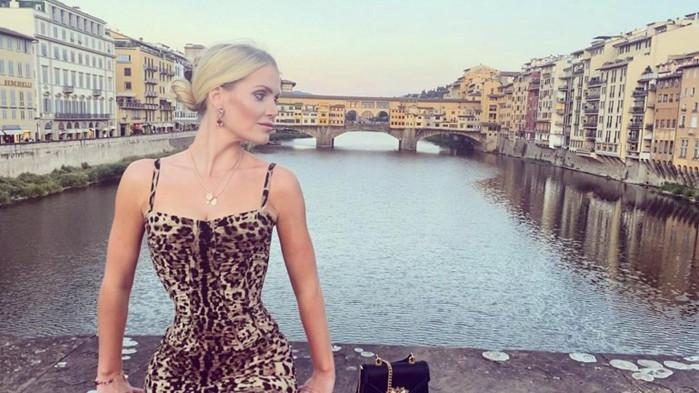 Племенницата на принцеса Даяна - Кити Спенсър се омъжи в Италия