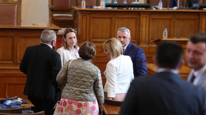 Разреждат заседанията на парламента, може да не викат депутатите всяка седмица
