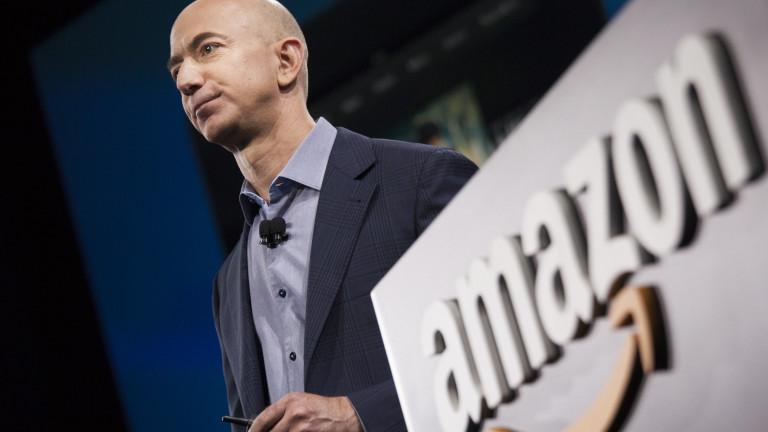 Amazon ще приема плащания с биткойни и разработва собствена криптовалута