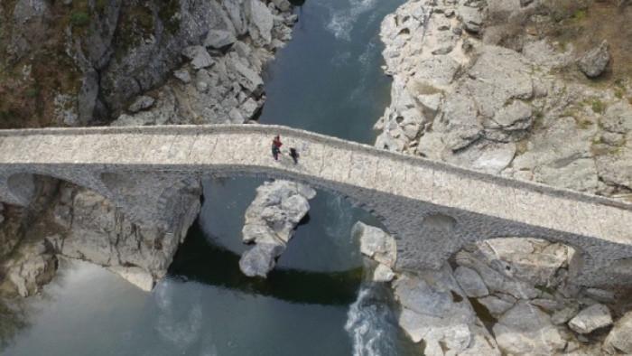Възстановяват Дяволския мост, за да влезе в Списъка на ЮНЕСКО