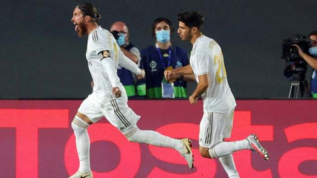 Реал дръпна с четири точки на Барса след нервна победа над Хетафе