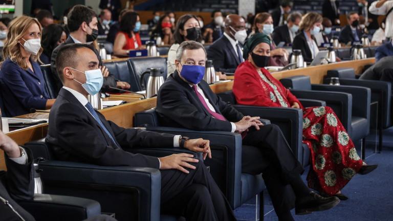 Драги: Пандемията доведе и до хранителна криза