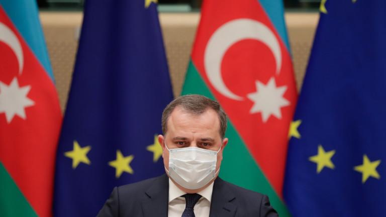 Азербайджан: Армения не работи за мира в Нагорни Карабах