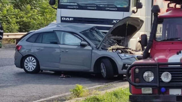 Две румънки загинаха при тежка катастрофа в Русе