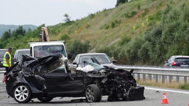 Трима загинаха в катастрофа край Старозагорско