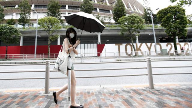 Токио с рекордни над 2800 заразени, дни след началото на Олимпийските игри