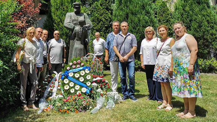 СДС-Варна отбеляза Освобождението на Варна
