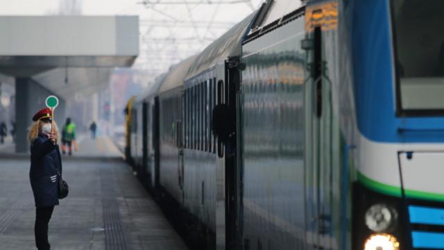 Променят движението на влаковете между гарите Белозем и Михайлово