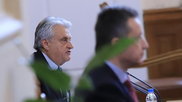 Рашков иска зам.-главният прокурор да разследва началника си Гешев