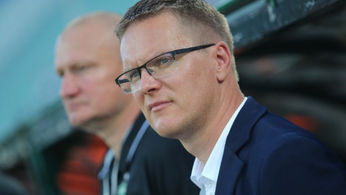 Дамбраускас: Имаме ясна цел за предстоящите 40 мача