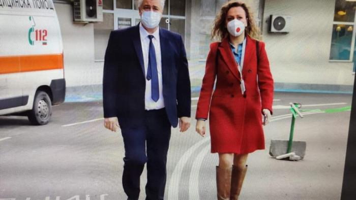 """""""Пирогов"""" остана и без пиар, """"изчистиха"""" журналистката Гергана Венкова"""