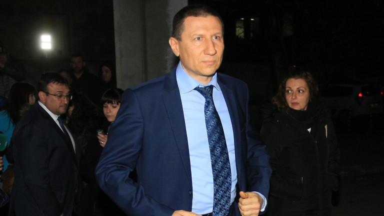 Борислав Сарафов издържал теста - спазил закона