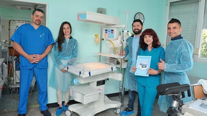 6 броя медицинска апаратура даряват от събраните капачки