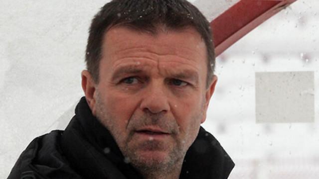 Младенов: Който не е свикнал да работи под напрежение в ЦСКА, не е за ЦСКА