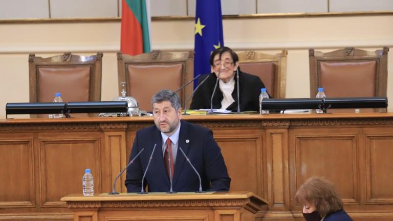 Христо Иванов иска от ИТН да каже министрите