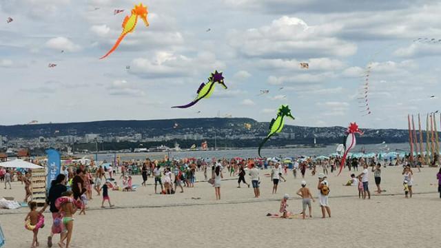 Фестивал на хвърчилата отново ще изпъстри небето над Аспарухов плаж
