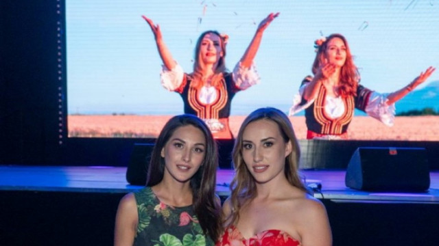 Младите звезди Бисера и Лидия с нова фолклорна песен с модерно звучене и уникален клип