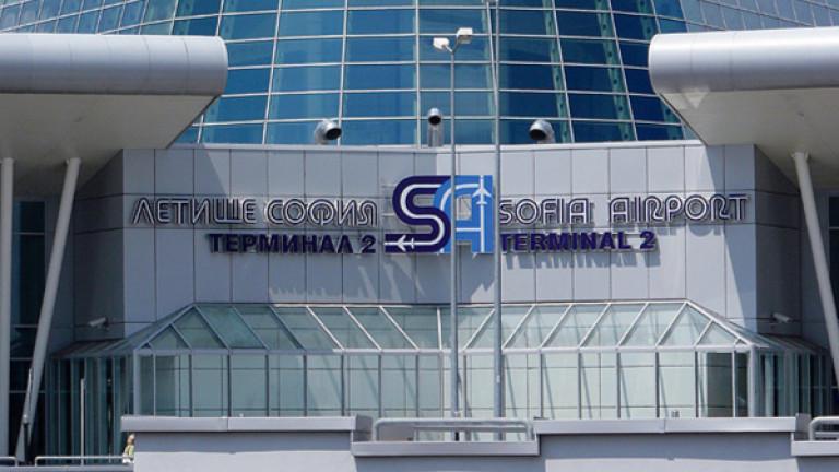 Задържаха 8 испанци на летище София, защото идват от страна в червената зона