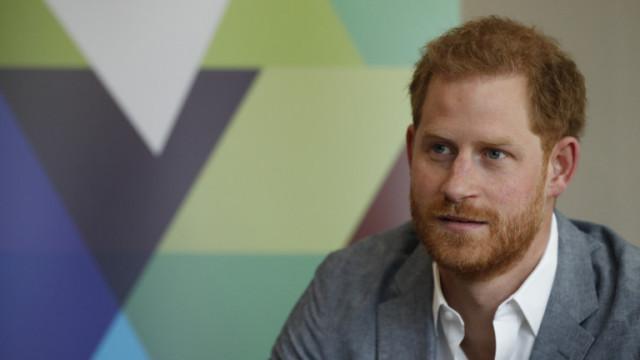 Принц Хари създава притеснения на кралския двор