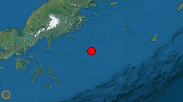 Заплаха от цунами в Аляска заради силно земетресение от 8,2 степен по Рихтер