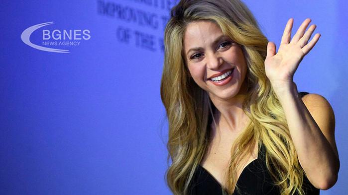 Шакира под заплаха от съд за укриване на данъци