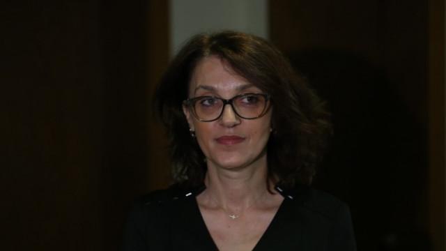 Валентина Маджарова: 38 лица са предадени на съд за корупция през първите шест месеца на годината
