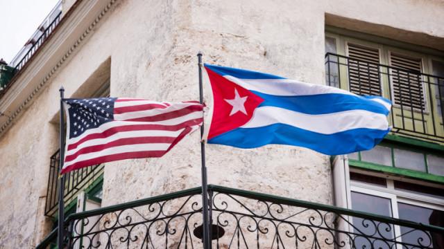 САЩ удариха със санкции полицията в Куба