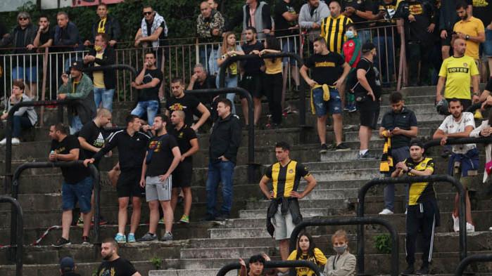 Ясни са полуфиналните двойки в долната осмица на Първа лига