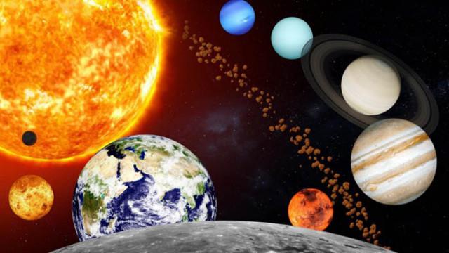 Парад на планетите на 4 юли