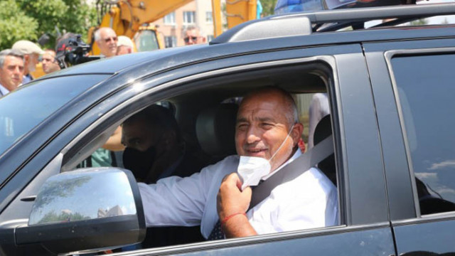 Борисов отива в Бургас, открива обхода на Поморие