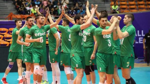 България остава №14 в световната ранглиста по волейбол
