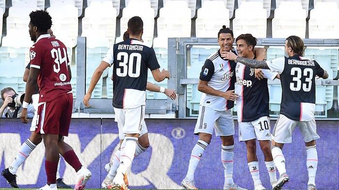 Ювентус с нова крачка към титлата в мач номер 648 за Буфон в Серия А