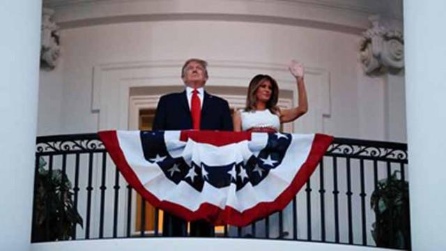 Тръмп обеща да бъде победена радикалната левица в САЩ