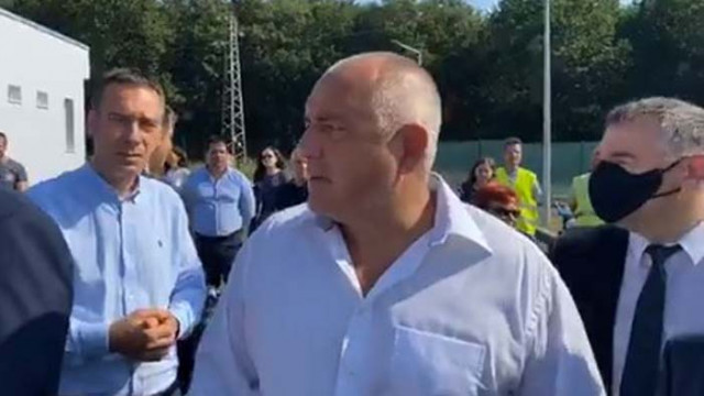 Борисов за Радев: Знам му всичките номера, българският бизнес не заслужава това отношение
