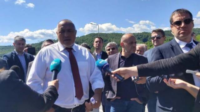 Борисов: Оставяме направено, тези след нас не могат да го боядисат дори (ОБОБЩЕНИЕ)