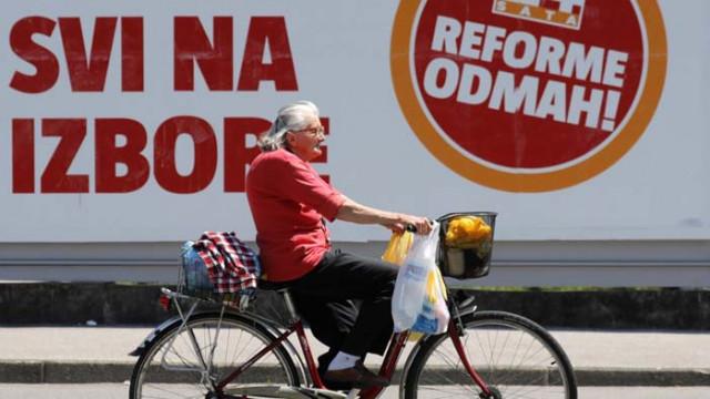 Хърватите избират нов парламент