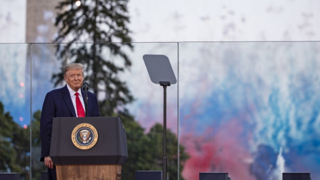 99% от случаите са безобидни, обяви Тръмп след нови 45 300 заразени в САЩ