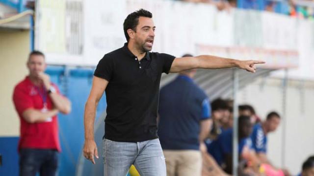 Шави попари Барселона и подписа нов договор с Ал Сад