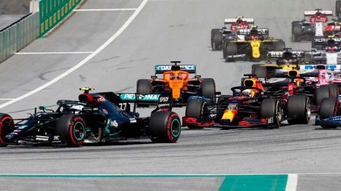Валтери Ботас над всички в драматичен старт на сезона във Формула 1