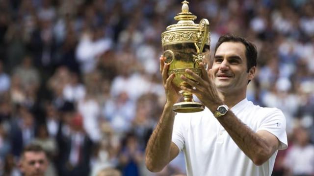 Федерер: Уимбълдън ми липсва, но се надявам да участвам догодина