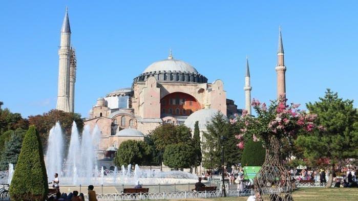 """БПЦ подготвя позиция за плановете """"Света София"""" в Истанбул да стане джамия"""
