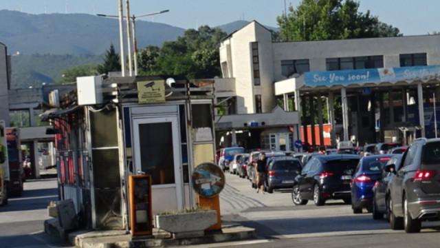 Сръбски граждани с COVID-19 са влезли в Гърция през Кулата