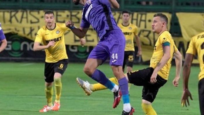 Икономичен Ботев Пд отстрани Етър и ще играе с Черно море за седмото място