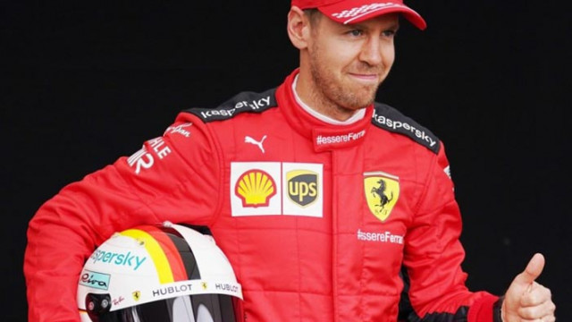 Фетел остава във Формула 1?