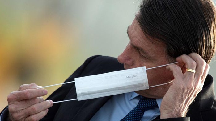 Бразилският президент е с коронавирус