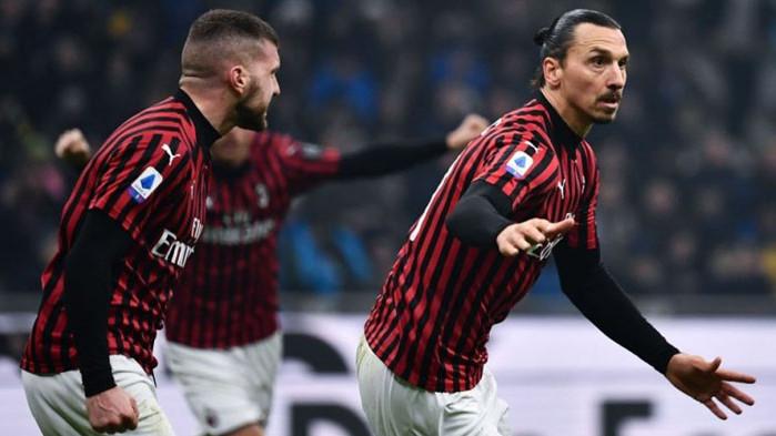 Милан и Ювентус изиграха историческо дерби