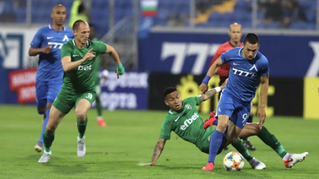 """Лудогорец победи Левски и намали шансовете на """"сините"""" за второто място"""