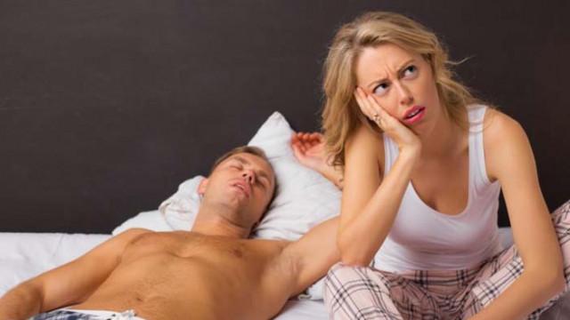 7 неприятни неща, които се случват ако не правите секс