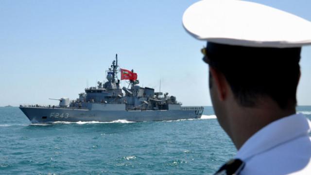 """Военноморско учение """"Бриз 2020"""" ще се проведе от 10 до 19 юли"""